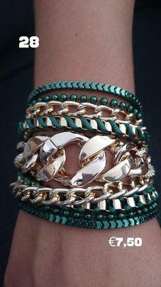 Ibiza armbandjes te koop: Facebook JM jewelry!