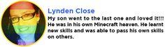 Lynden Close - Parent