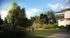Residence Vivo a Treviso - appartamenti con parco ad uso esclusivo dei residenti