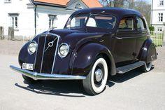 """Volvo PV36 """"Carioca"""" 1930s"""