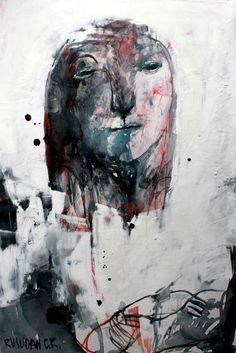 Fine Art Portrait in white light [ART Paintings Paintings For Sale, Original Paintings, Lights Artist, Original Art For Sale, Light Painting, Light Art, Face Art, Figurative Art, Art World