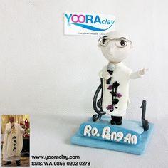 Clay figure RD Peng An