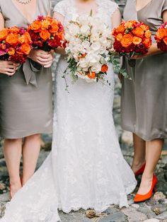 Photography: Amy Arrington Photography - amyarrington.com  Read More: http://www.stylemepretty.com/2014/04/21/fall-savannah-wedding/