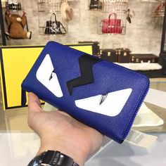 product code # 8573794 100% Genuine Leather Matching Quality of Original Fendi Production (imported from Europe) Comes with dust bag, authentication cards, box, shopping bag and pamphlets. Receipts are only included upon request. Counter Quality Replica (True Mirror Image Replica) Dimensions: 19cm x 10cm (Length x Height x Width) Our Guarantee: The handbag you receive...READ MORE