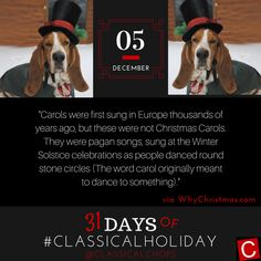 #classicalholiday Th