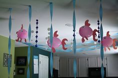 very cute mermaid party or under the sea party ideas