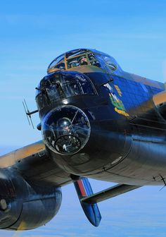 The best bomber of WWII was the British Lancaster Ww2 Aircraft, Fighter Aircraft, Military Jets, Military Aircraft, Air Fighter, Fighter Jets, Avro Shackleton, Bomber Plane, Lancaster Bomber