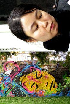 Stinkfish in Bogota (Colombia) Protest Art, Different Kinds Of Art, Best Street Art, Beautiful Streets, 2d Art, Street Artists, Light Art, Graffiti Art, Urban Art