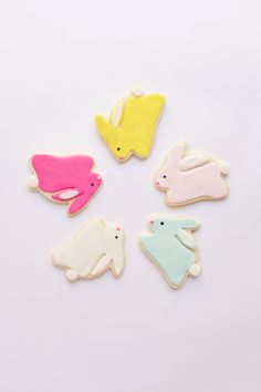 TELL: MODERN EASTER COOKIES - Tell Love and PartyTell Love and Party