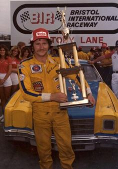 @NascarMemories: On April 1, 1979, Dale Earnhardt captured his 1st career victory, which came at Bristol !!!