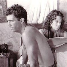 Mel Gibson y Sigourn