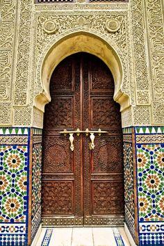 The Morrocan Pavillian in Putrajaya, Malaysia | Islamic Arts and Architecture