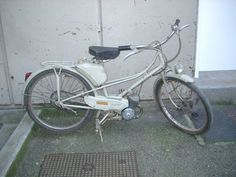 cyclomoteur   1950 1970 | MOBYLETTE CAZENAVE                              …
