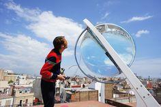Venergía — Fascinantes esferas pretenden reemplazar a los paneles solares #Venergia