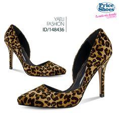 Animal Print, tu mejor aliado.  #priceshoes #iLovePS #style #zapatillas #tacones #pump #chic #fashion #fashionable #fashionista #happy #must #sexy #shoes #animalprint