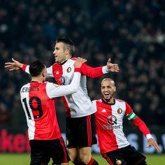 Van Persie na glansrol: Mooi hoor, hier droom je van | Nederlands voetbal | AD.nl