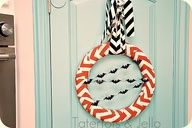 halloween burlap wreath - Bing Images