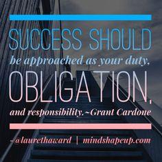 SUCCESS has no limits! #goforit #10xrule #mindshapeup