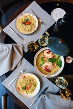 Pasta e Patata with Lobster ° eat in my kitchen #meetinyourkitchen