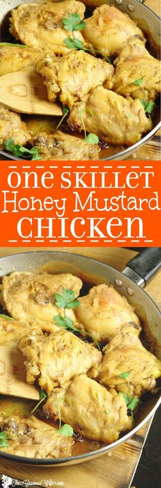 Easy Honey Mustard C
