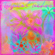 Tropical Techno mix145 7 July 2015