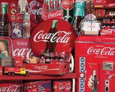 """""""Coca-Cola Memories"""" ~ a 1500 piece jigsaw puzzle by Springbok Puzzles. Artist: The Coca-Cola Company"""