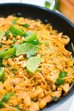 Melon Recipes, Thai Recipes, Asian Recipes, Healthy Recipes, Thai Wok, Thai Cooking, Scallop Recipes, Warm Food, Fish And Seafood