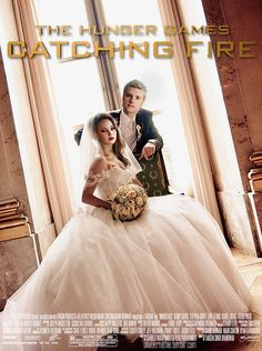 FAN-MADE Catching Fire poster - Found on breadinhotchocolate.tumblr.com via Tumblr