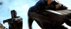 T'Challa    Avengers: Infinity War    gif