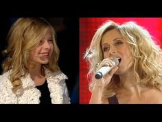 ♥♥♥ Jackie Evancho ♥♥ Lara Fabian ♥♥ Divine blondes ♥♥♥ - YouTube