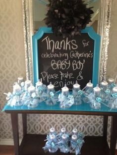 baby shower decor by penny johnson mbetc baby shower party favorsbaby