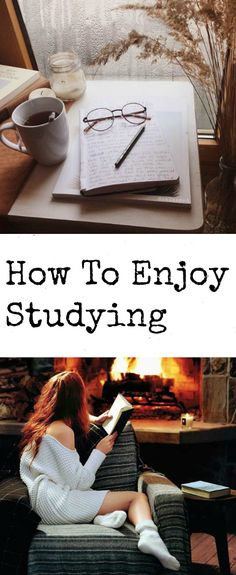 How to enjoy studying, study tips, back to school, back to school tips, study motivation, study inspiration, how to motivate yourself to study