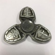 Metal Professional Fidget Autism ADHD Tri-spinner Mini Toys Handspinner EDC Toys Triangular Japanese gyro for Adults Man Hand Spinner, Tri Spinner, Ghostbusters, Adhd, Japanese, Autism, Personalized Items, Toys, Mini