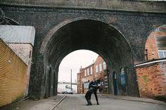Alex & Dom's Digbeth Birmingham UK Enagement Photos |  Mustard Yellow Photography #EngagementPhotos