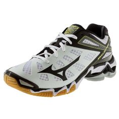 Mizuno Men's Wave Lightning RX3 Volleyball Shoes – White & Black (White/Black, 11)  reviews  in 2015 | Pegaztrot Buyer Friend
