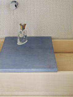 Il loft blu ... ... collezione Pico di Ronan & Erwan Bouroullec per Mutina,