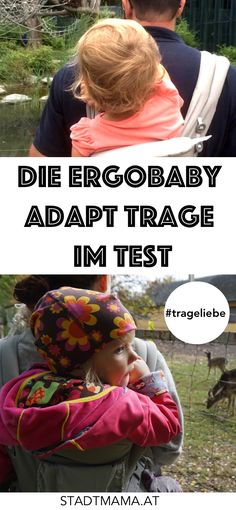 Wir haben die Ergobaby Adabt getestet und sind begeistert: sowohl für ganz kleine als auch größere Kinder (Full Buckle Trage Test, Tragen, Babytragen, Komforttrage) (WERBUNG)