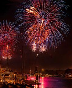 San Francisco fireworks by Ali Erturk on 500px
