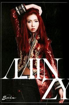 Minzy | 2NE1 CRUSH
