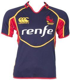 Camiseta Away España Rugby