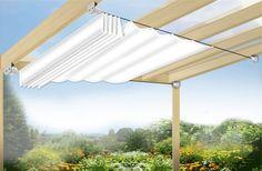 Sonnensegel in Seilspanntechnik -                                                                                                                                                      Mehr