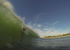 BARRELS PLEASE - What an awesome weekend of bodysurfing in Britannia Bay. Thanks to Stuart Sean Lee for taking some radical shots with his GoPro! Beach Tops, Barrels, Open Up, Beach Day, Gopro, Niagara Falls, West Coast, Waterfall, Shots