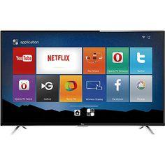 Agora você já pode ter bons momentos de entretenimento com a Smart TV LED 32″ SEMP TCL HD com Conversor