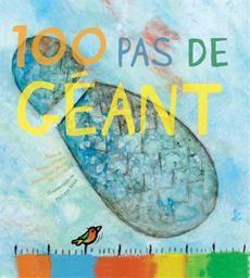 Livre 100 pas de géant