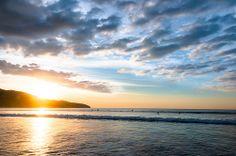 surf, Raglan, New Zealand