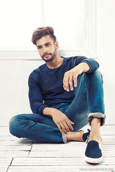 India 2015 : Rohit Khandelwal on Behance for Bregha Pose Portrait, Portrait Photography Men, Photography Poses For Men, Modeling Photography, Glamour Photography, Lifestyle Photography, Editorial Photography, Fashion Photography, Male Models Poses
