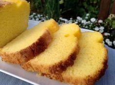 Wattekuchen (mit 150g Speisestärke und Vanille statt Puddingpulver)