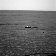 Mars Opportunity rover has image of unidentified metallic object, puts internet in a frenzy   Fox News