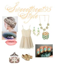 """""""Sweeettreat95 Style"""" by sweeettreat95 on Polyvore featuring Forever 21, Alexander McQueen, Kendra Scott, Urban Decay and Lime Crime"""