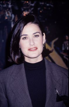 Remember this classic Demi Moore look? While her Rapunzel-length locks are what we now know her for, this universally flattering cut is jumping back into popularity for 2015.  - GoodHousekeeping.com